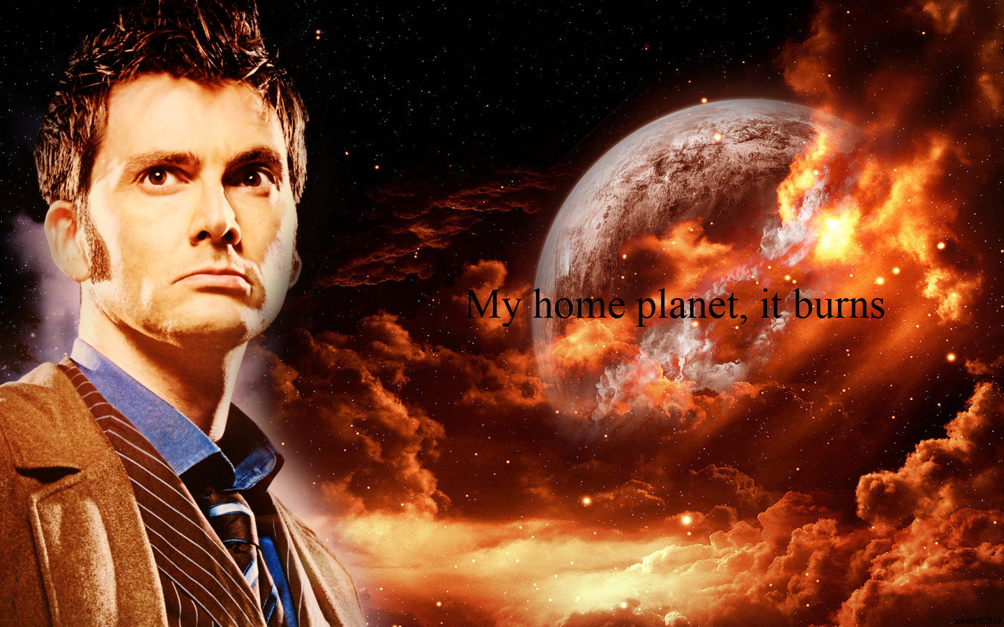 76 Tenth Doctor Wallpaper On Wallpapersafari
