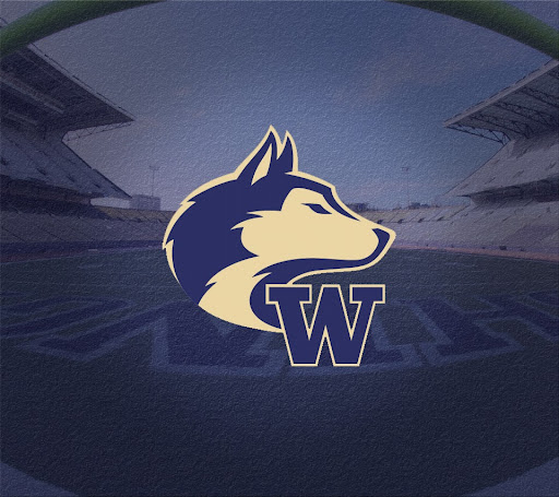 washington huskies logojpg 512x455