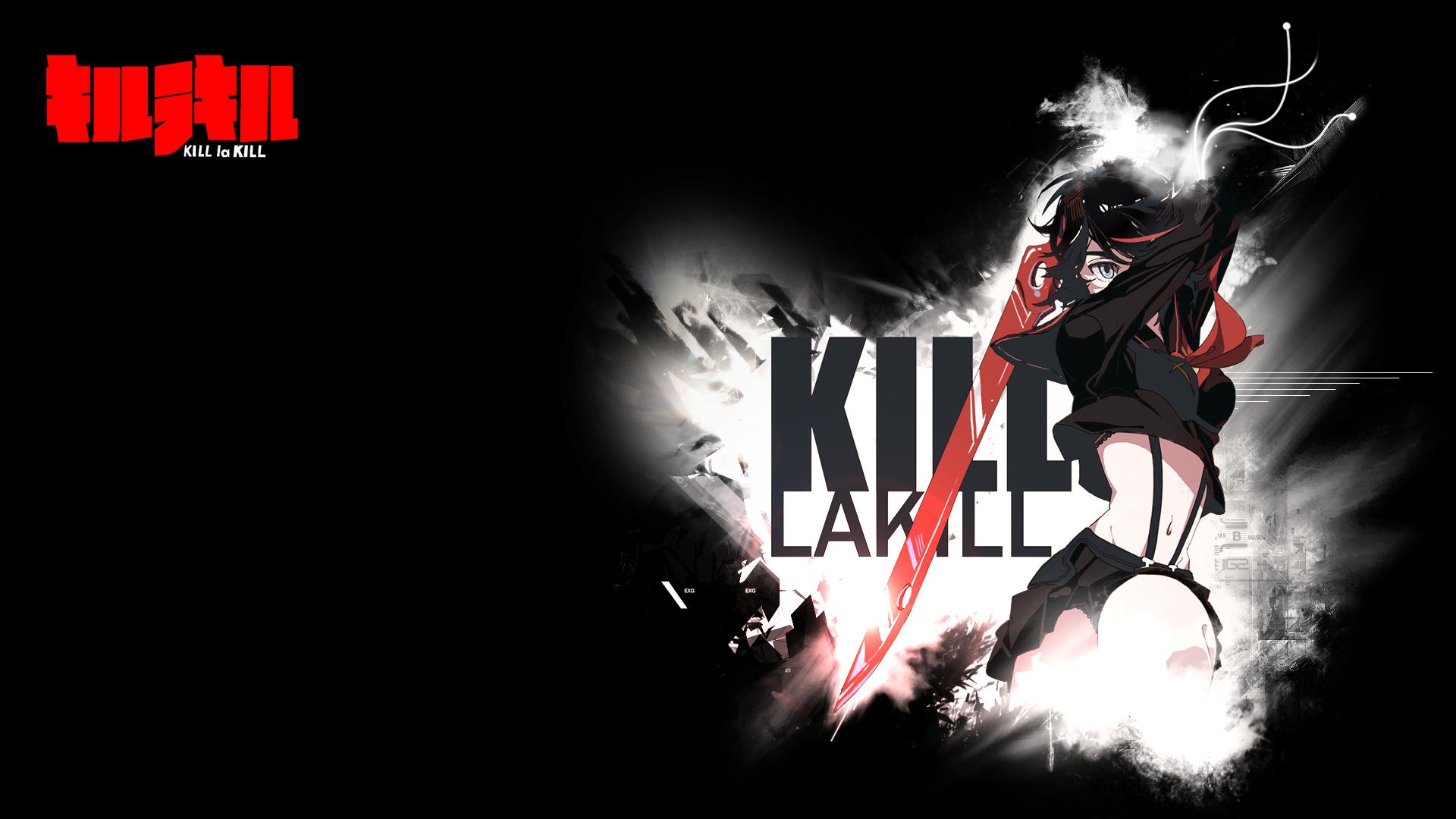 Kill La Kill 1920x1080 by Respectless 1920x1080