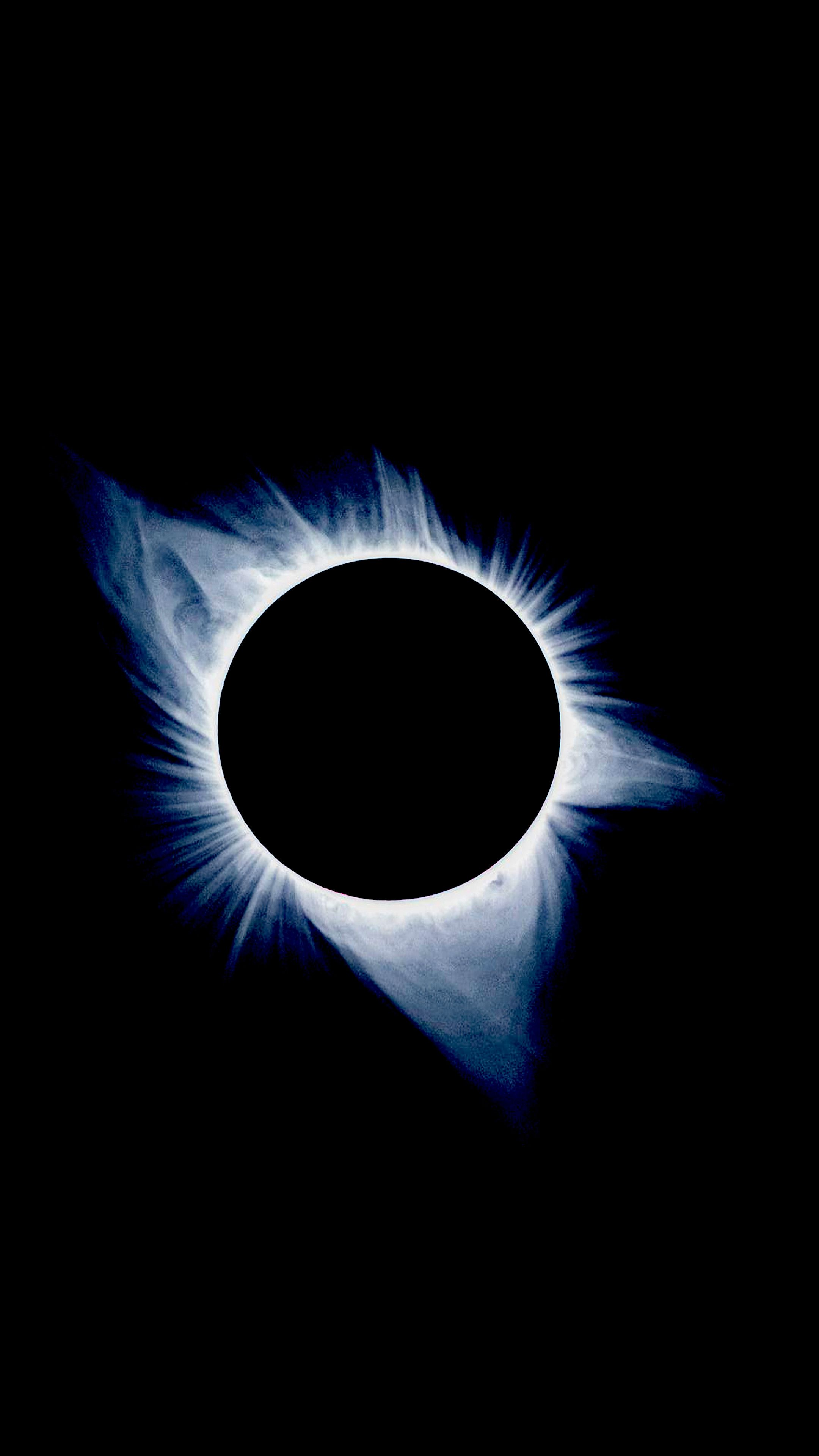 2160x3840 Eclipse Dark AMOLED Wallpaper Cool Wallpapers in 2019 2160x3840