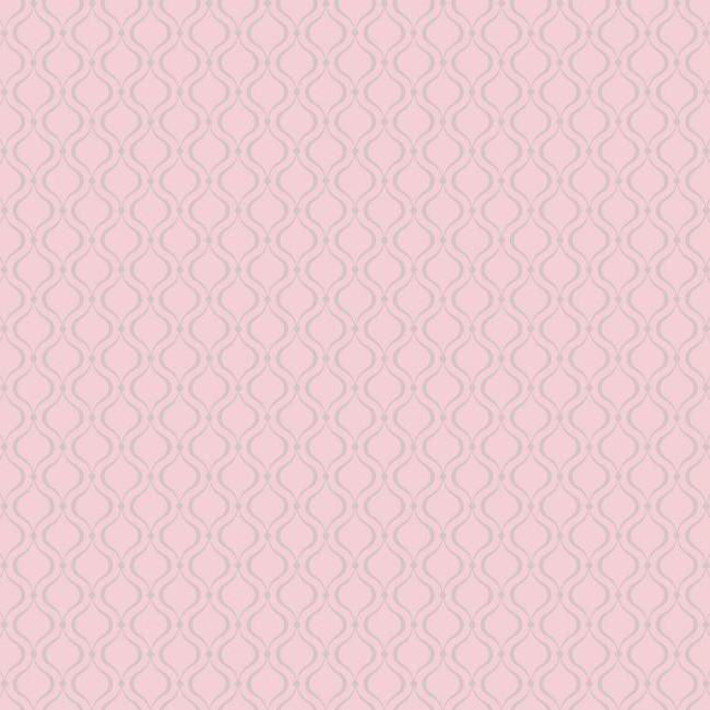 Glitter Trellis Light Pink Wallpaper   Wall Sticker Outlet 650x650