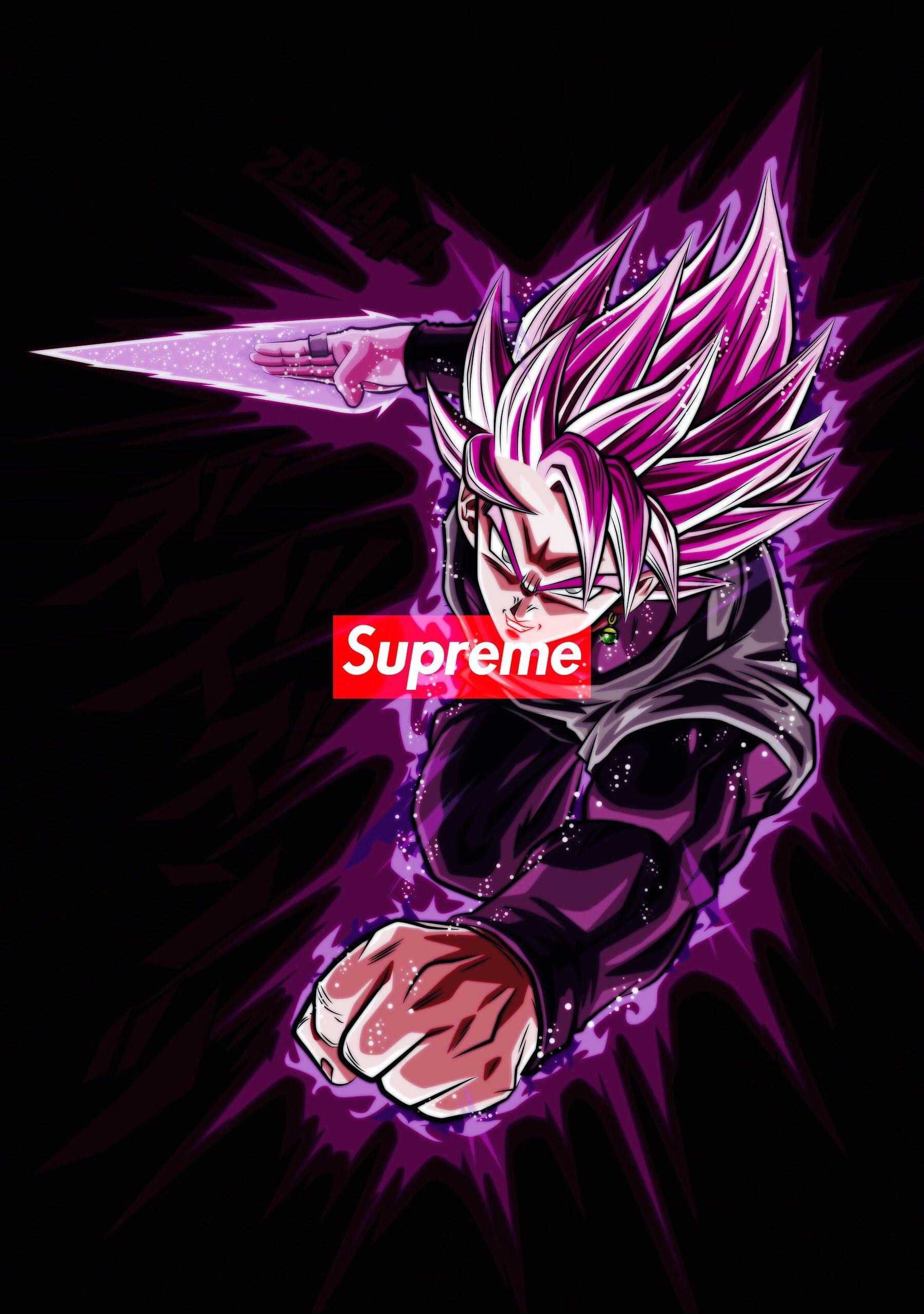 Supreme Rose Animeartdesigns Fond ecran iphone Fond dcran 1800x2560