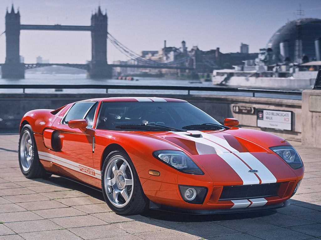 Please right click on the Ford GT wallpaper below and choose Set as 1024x768