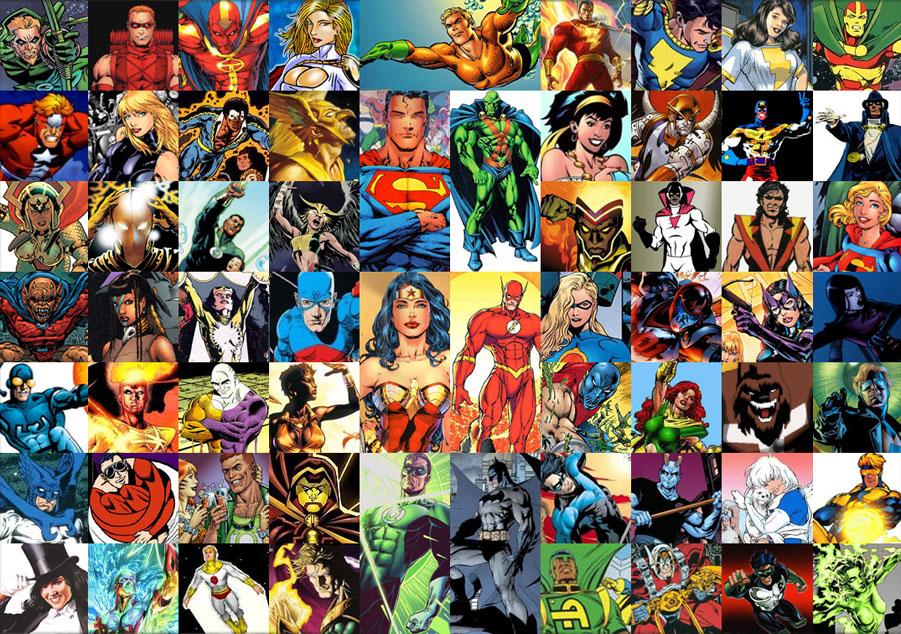 Home All Superhero Image Categories Superheroes DC Comics 901x634