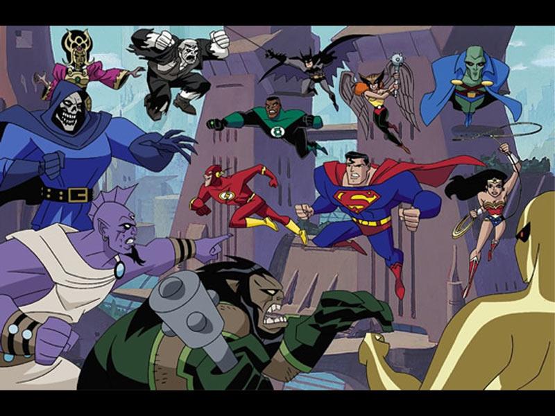 Cartoon Network Wallpapers 800x600