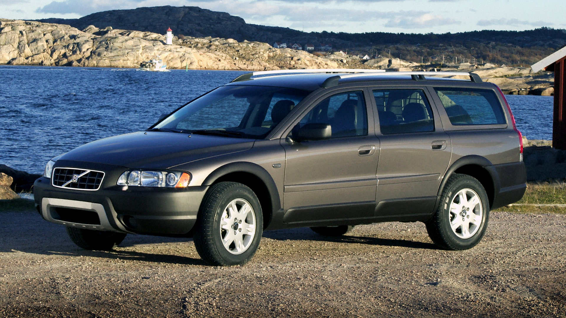 2004 Volvo XC70   Wallpapers and HD Images Car Pixel 1920x1080
