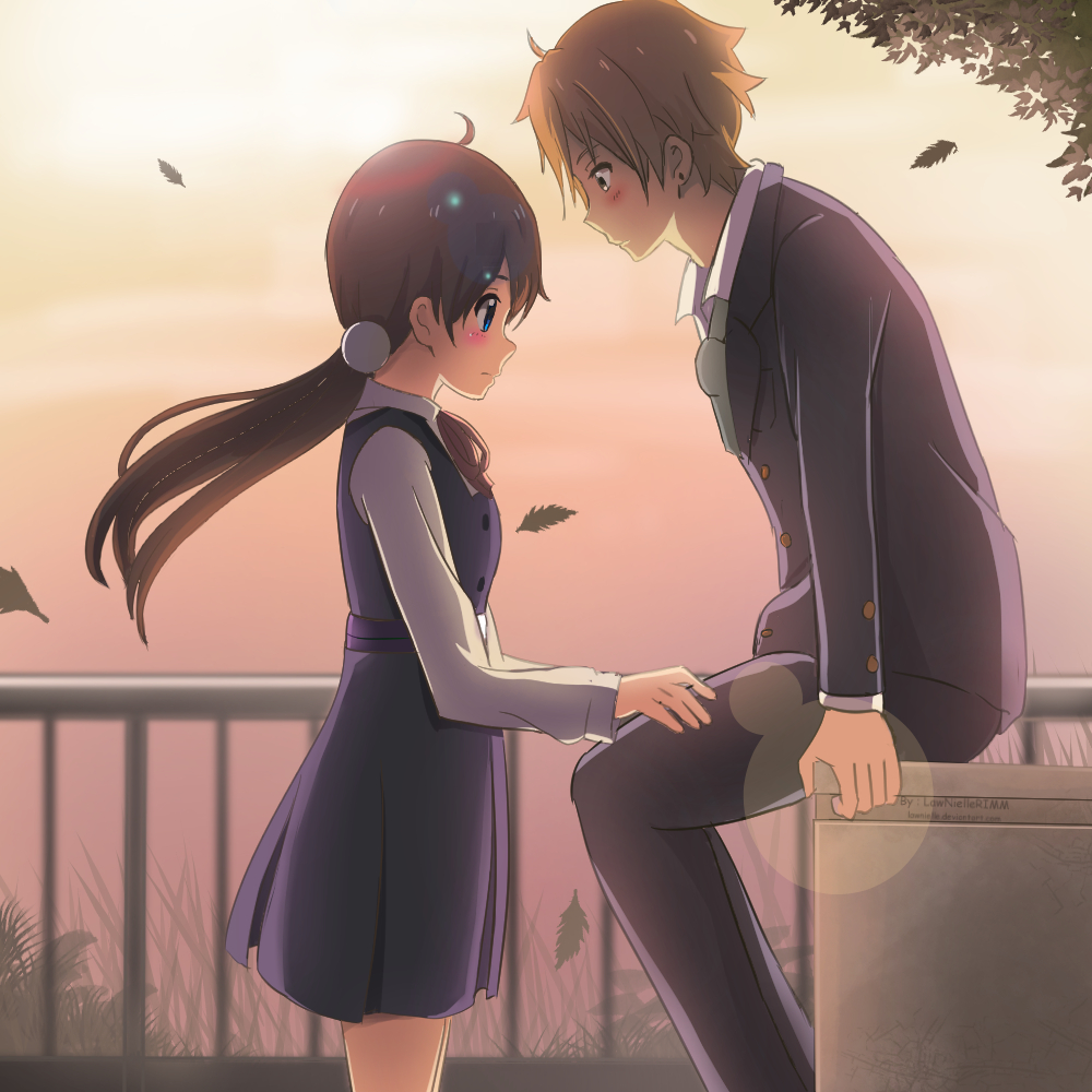 Tamako Love Story by LawNielleRIMM 1000x1000