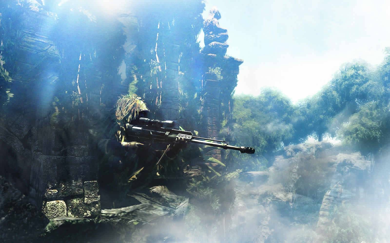 Sniper2 игра  № 2328264 без смс
