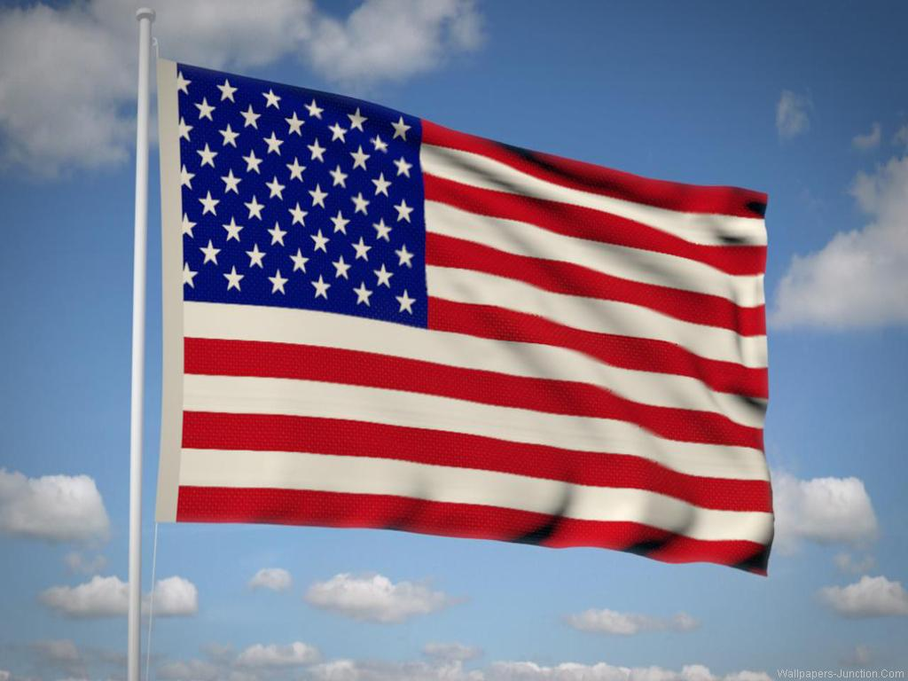 the national flag of the united states of america or the ame 1024x768