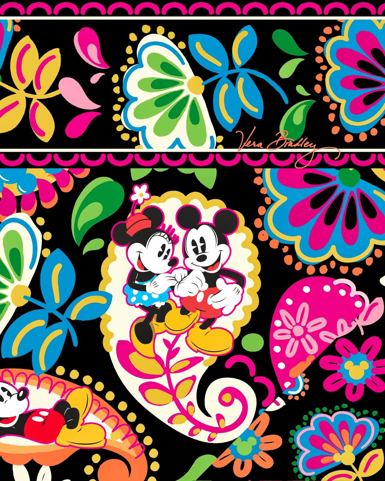 48 Disney Vera Bradley Wallpaper On Wallpapersafari