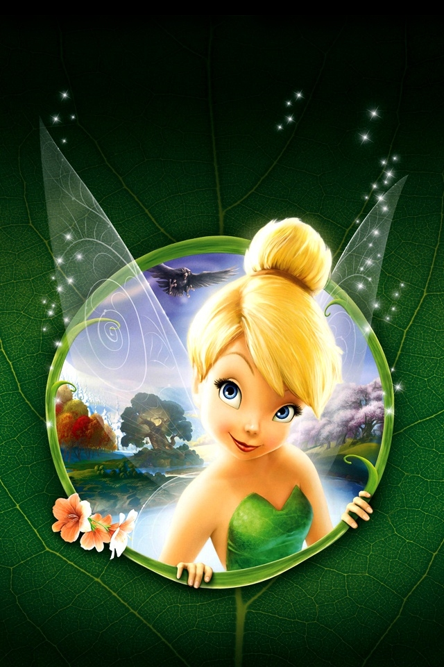 Tinkerbell Thanksgiving Wallpaper