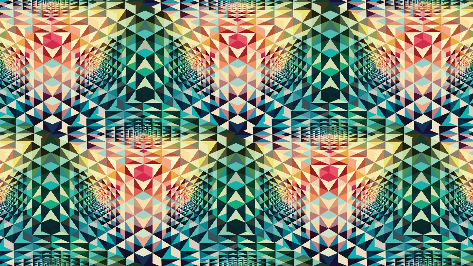 Kaleidoscope HD Widescreen Wallpaper - WallpaperSafari