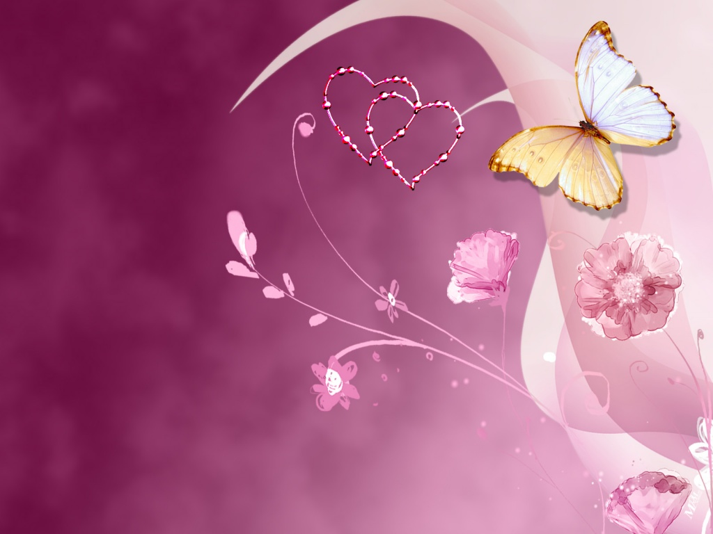 love wallpapers 1024x768