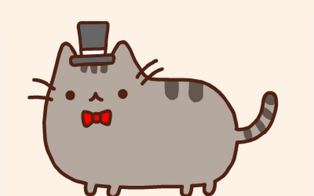 Pusheen Wallpaper For Computer Wallpapersafari