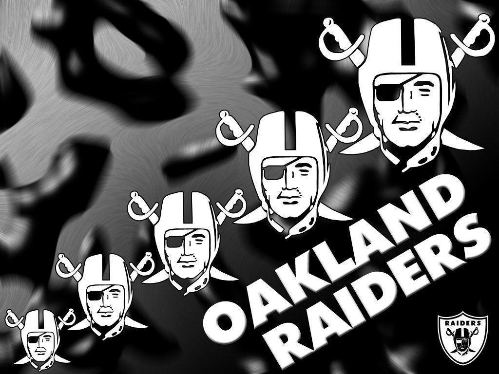 Oakland Raiders Backgrounds 1024x768