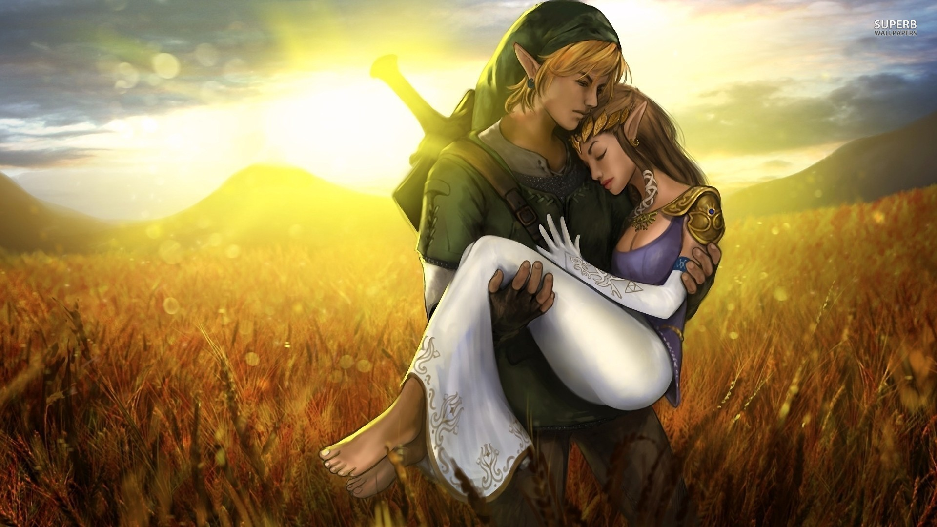 realistic zelda the legend of zelda 1920x1080 wallpaper 1920x1080