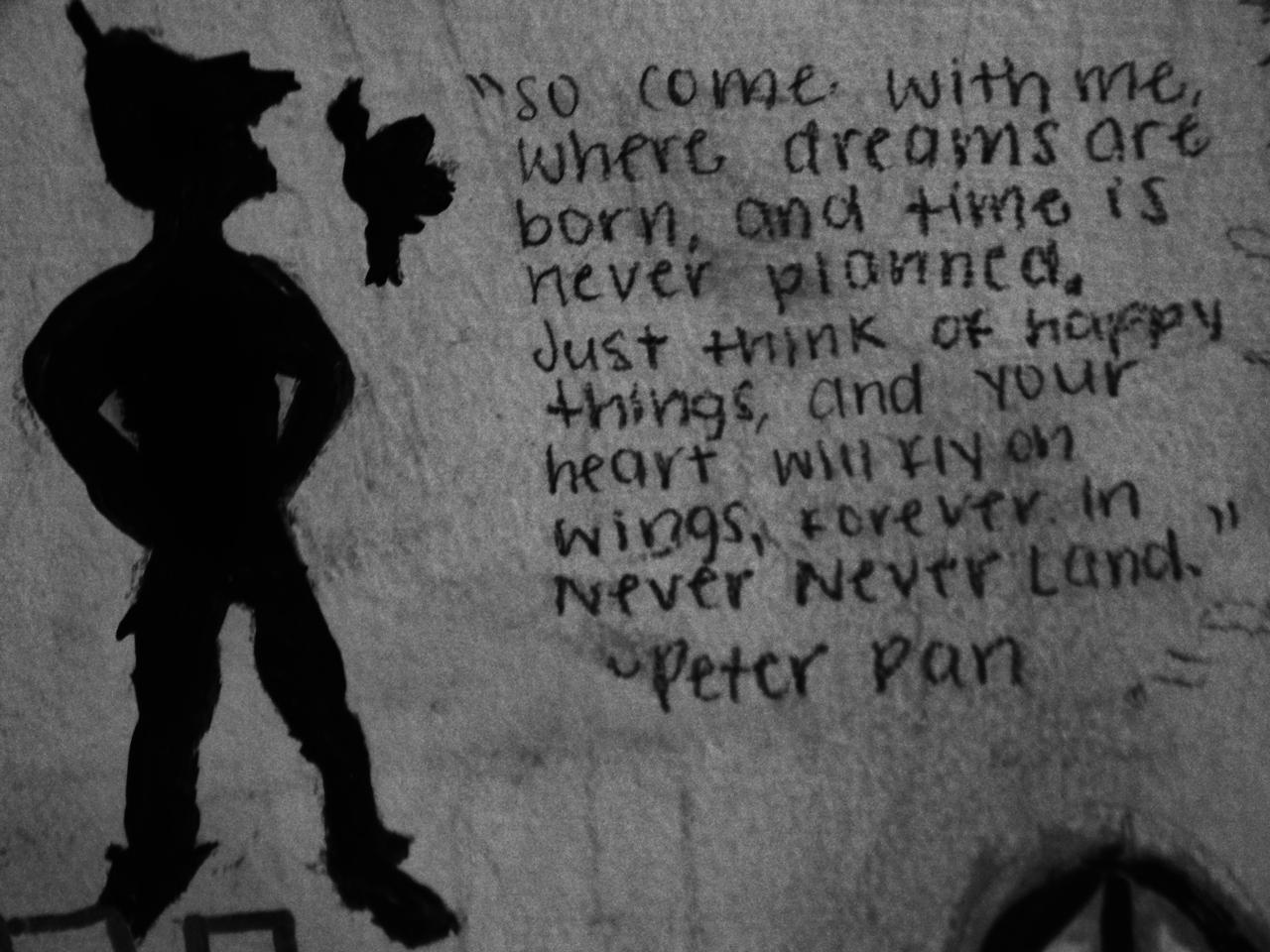 Peter Pan Quotes Wallpaper QuotesGram 1280x960