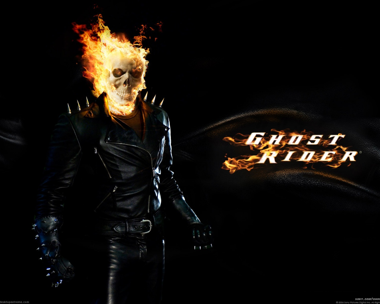 Ghost Rider wallpapers Ghost Rider stock photos 1280x1024