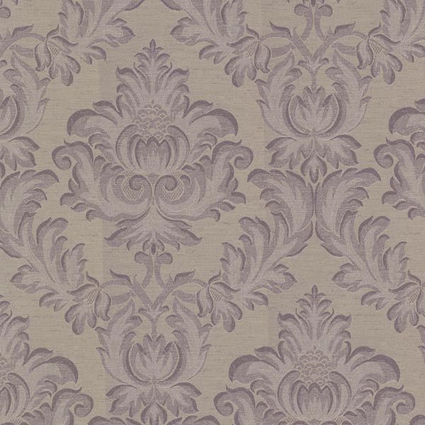 2601 20805 Purple Damask   Oldham   Brocade Wallpaper By Mirage 600x600