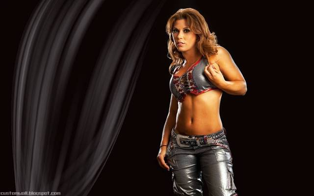 Mickie James 1440900 Wallpaper 1639743 640x400