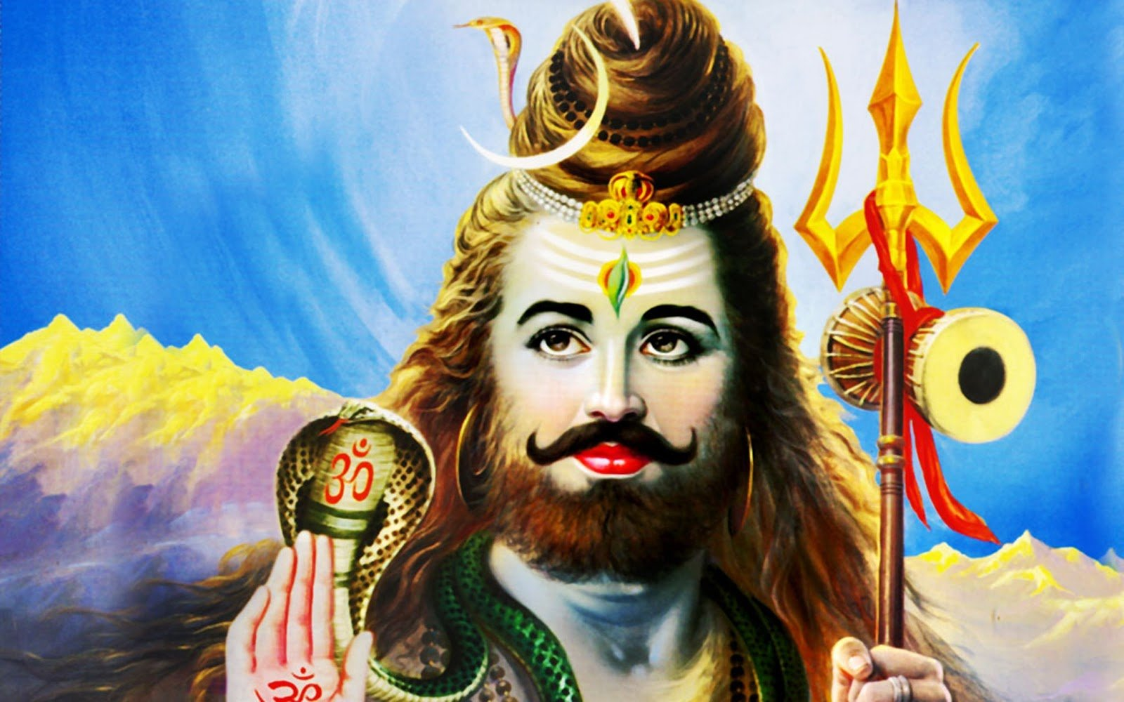 50 Lord Shiva Wallpapers Hd On Wallpapersafari