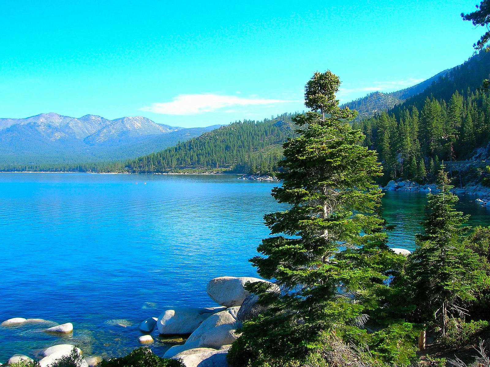 Lake Tahoe California Nevada HD Wallpapers - Top HD Wallpapers