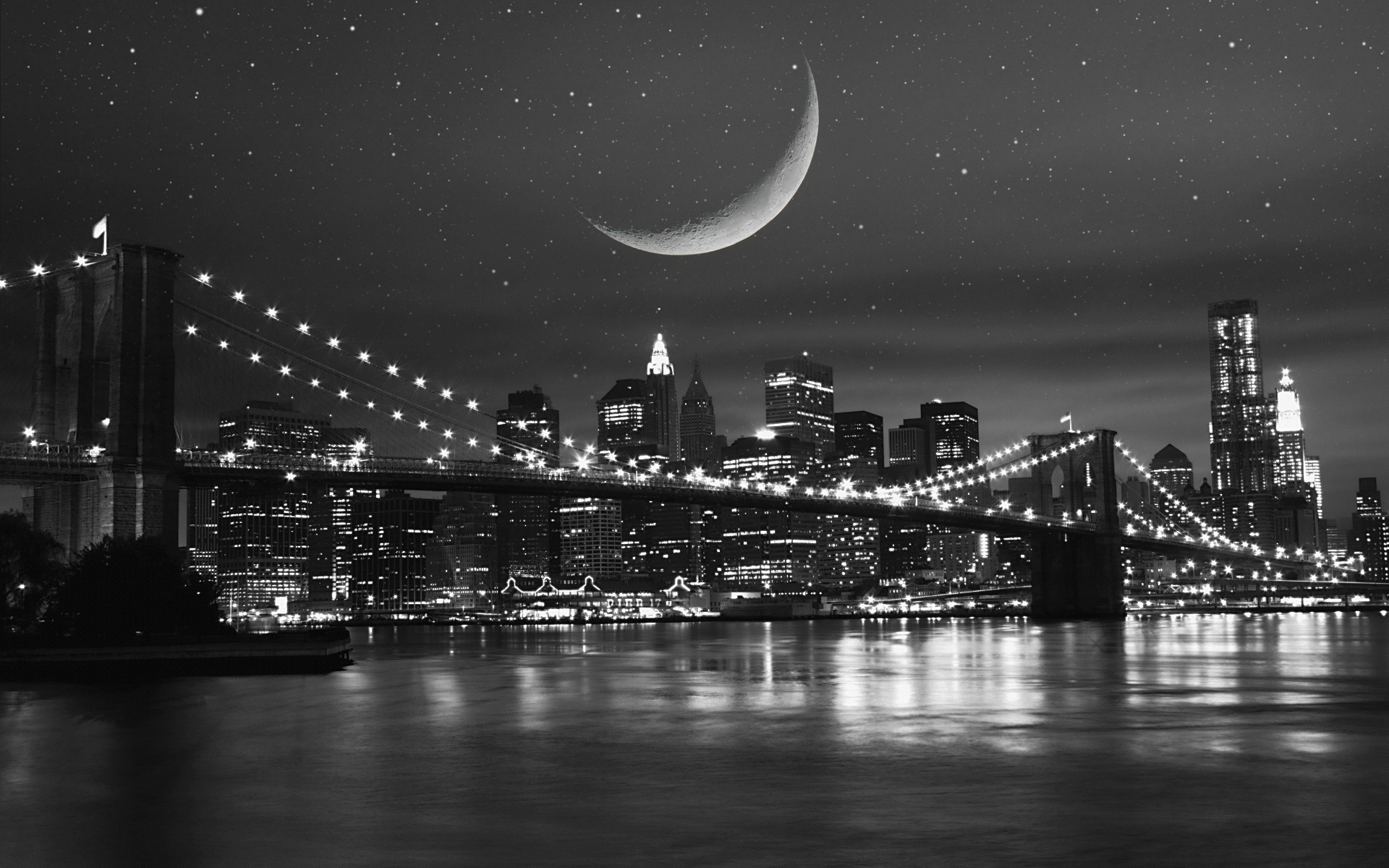 Brooklyn Bridge - Desktop Wallpaper