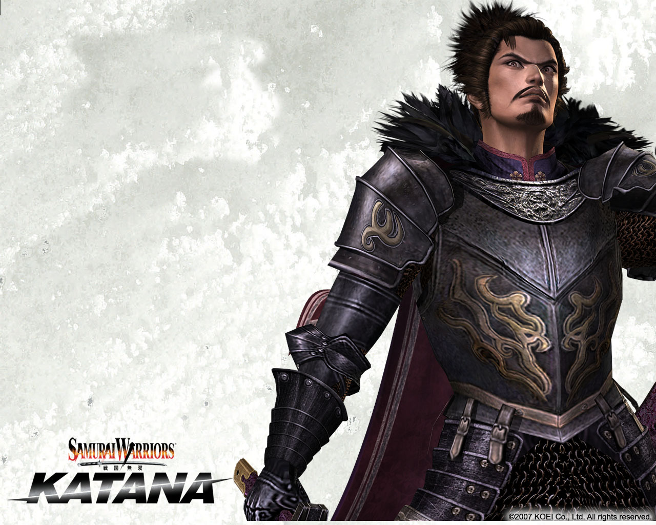 Samurai Warriors Katana 1280x1024