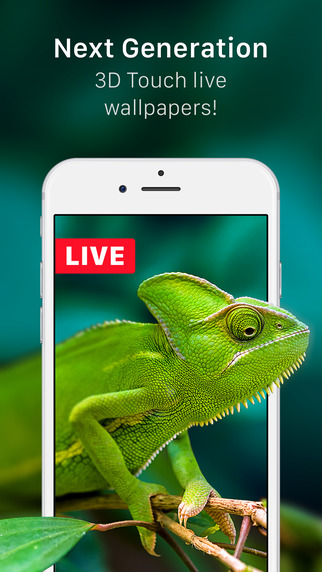 Live Wallpapers Dynamic Animated Backgrounds for iPhone on the App 322x572