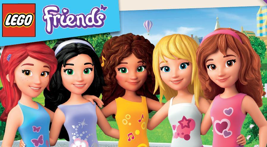 LEGO Friends Turns One Heartlake Friends 898x495