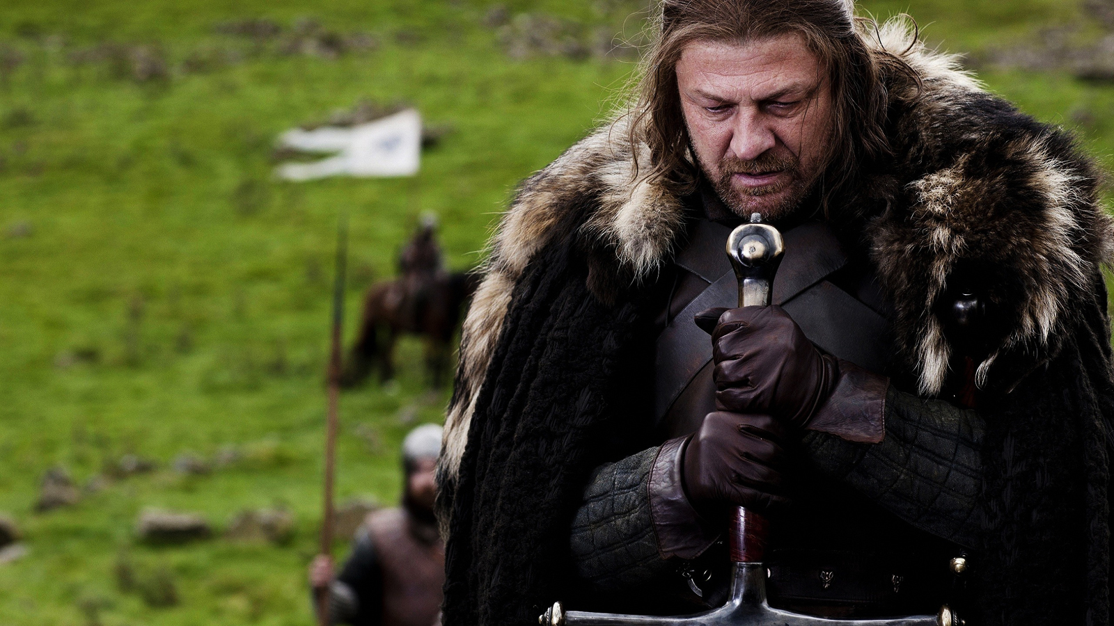 Game of Thrones Character Eddard Ned Stark HD Wallpaper 1600x900