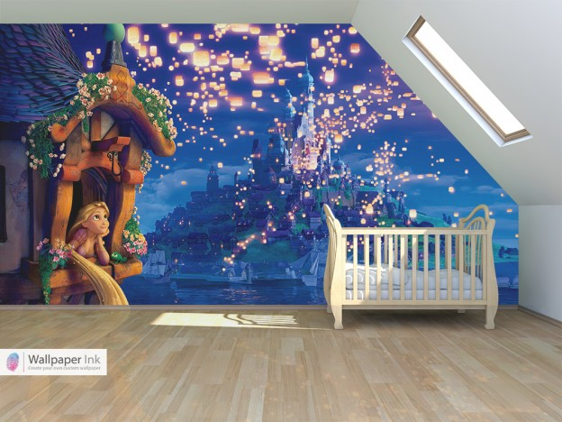 Decorating a childs bedroom   Wallpaper Ink 624x468