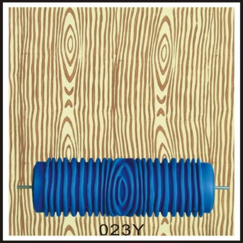 Wood grain liquid wallpaper flower mould liquid wallpaper print roller 500x500