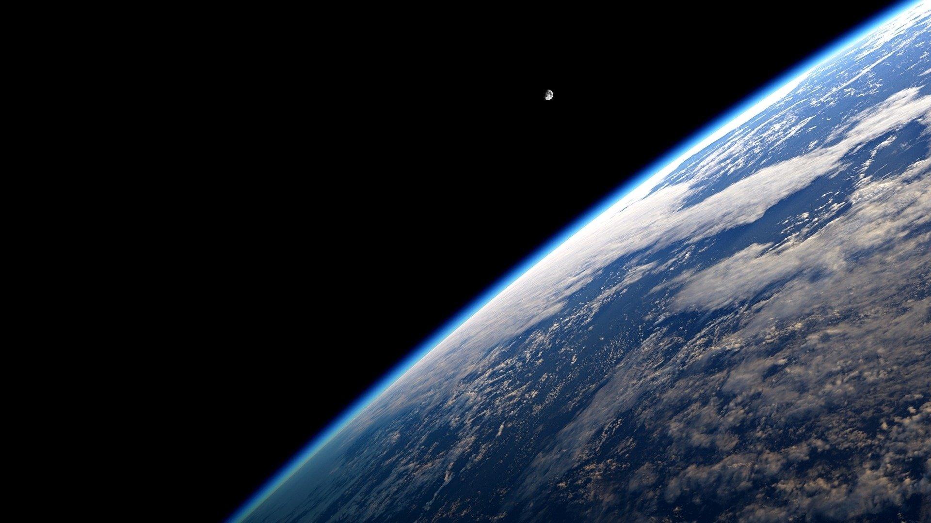48 Earth From Space Hd Wallpaper On Wallpapersafari