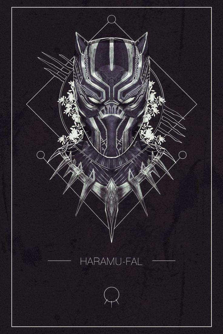 Black Panther Marvel Wallpapers 736x1104