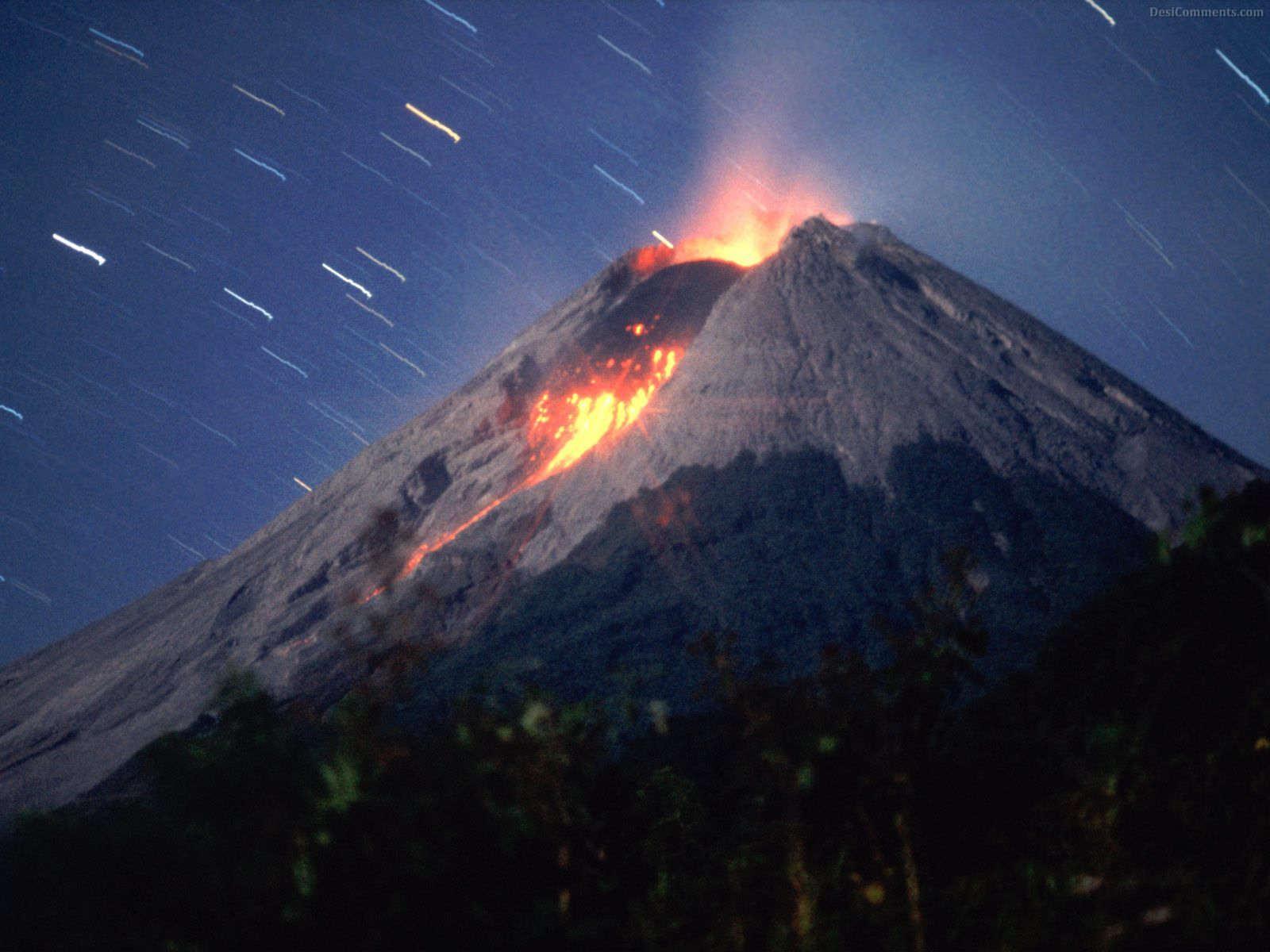 Volcano Wallpaper 4 1600x1200