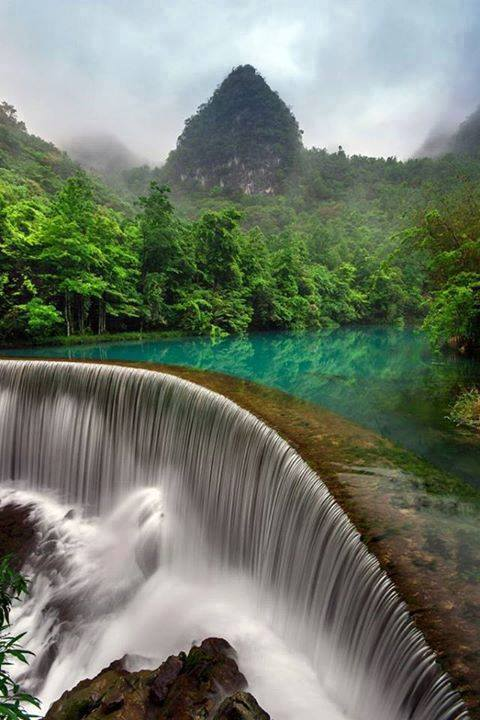 You are viewing right now the image Most Beautiful Waterfall Wallpaper 480x720