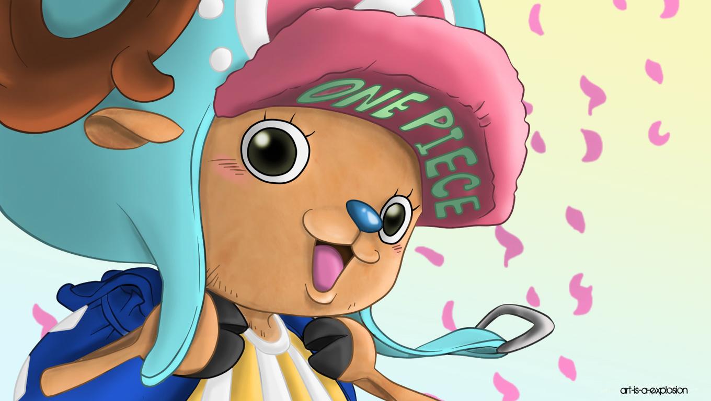 Free Download One Piece Wallpaper Chopper Blue Hat One Piece Wallpaper 1360x768 For Your Desktop Mobile Tablet Explore 49 One Piece Chopper Wallpaper One Piece Wallpaper 4k One Piece