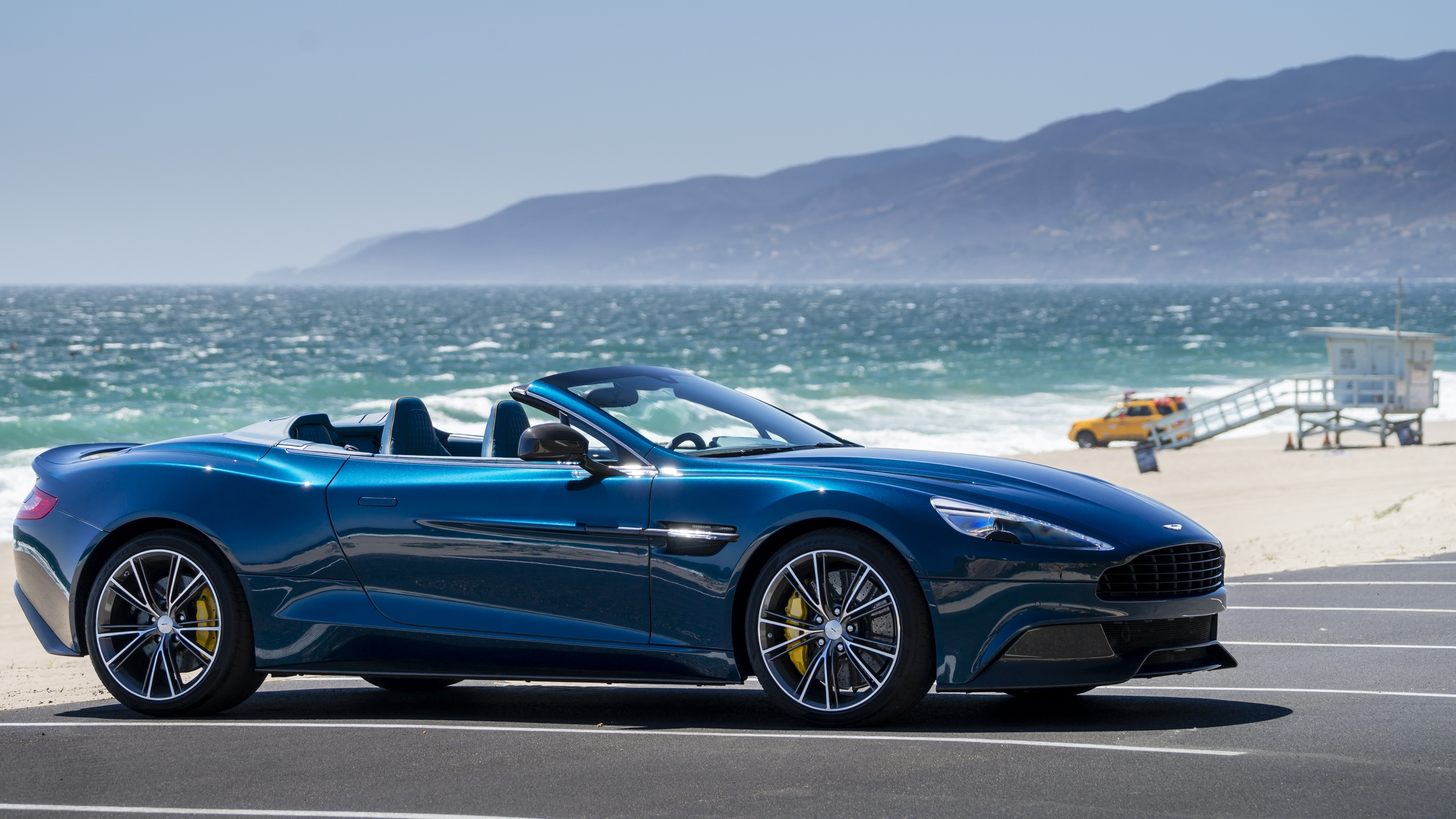 59 Aston Martin Vanquish HD Wallpapers Background Images 3840x2160
