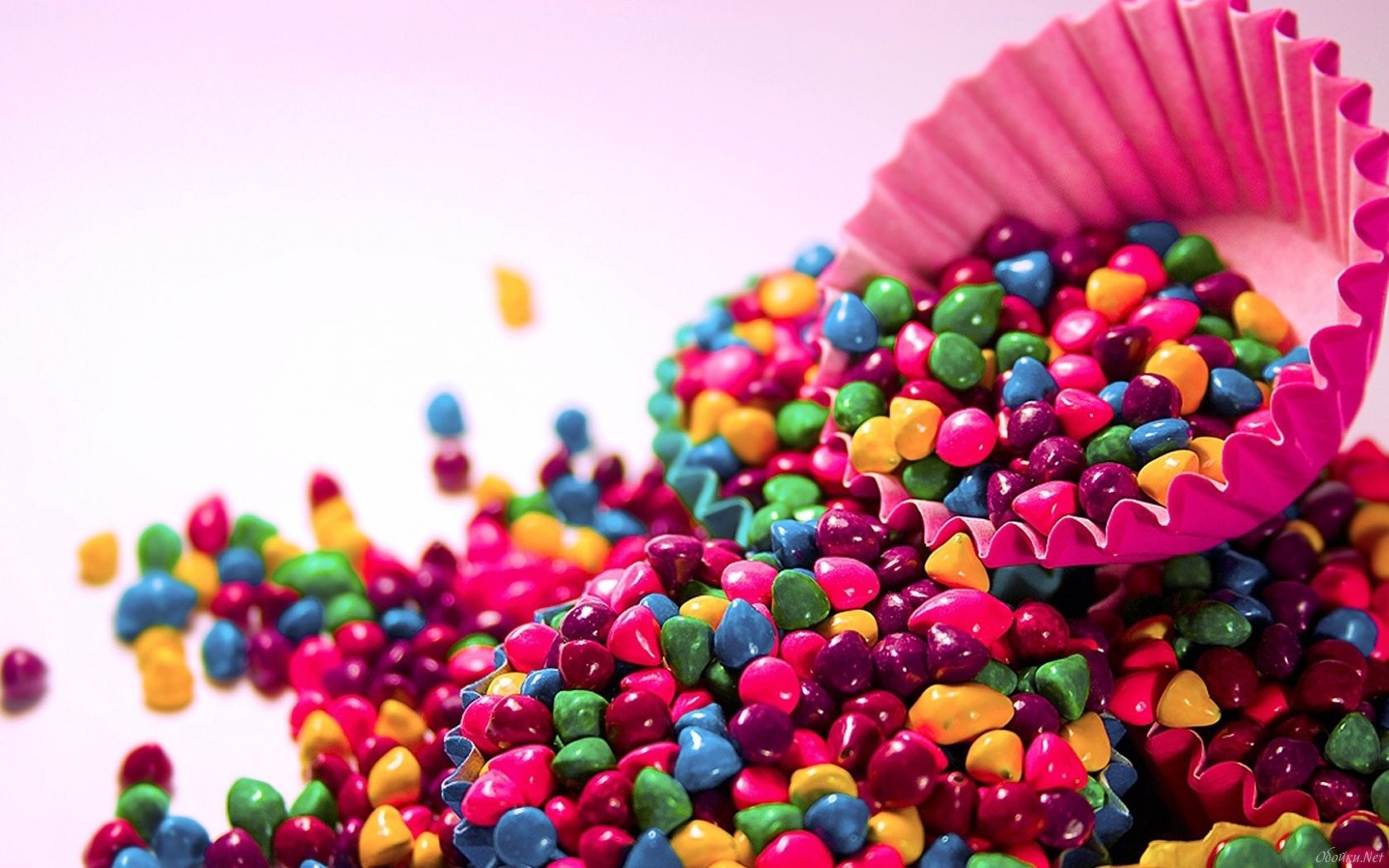 candy wallpaper 5846 Colorful Feast for the Eyes in 2019 1680x1050