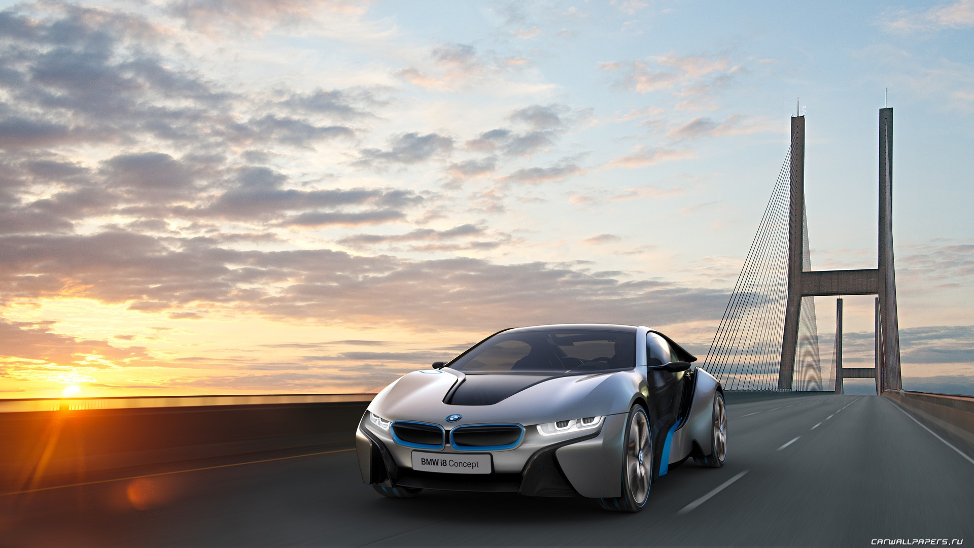 Showing gallery for bmw i8 wallpaper 1920x1080