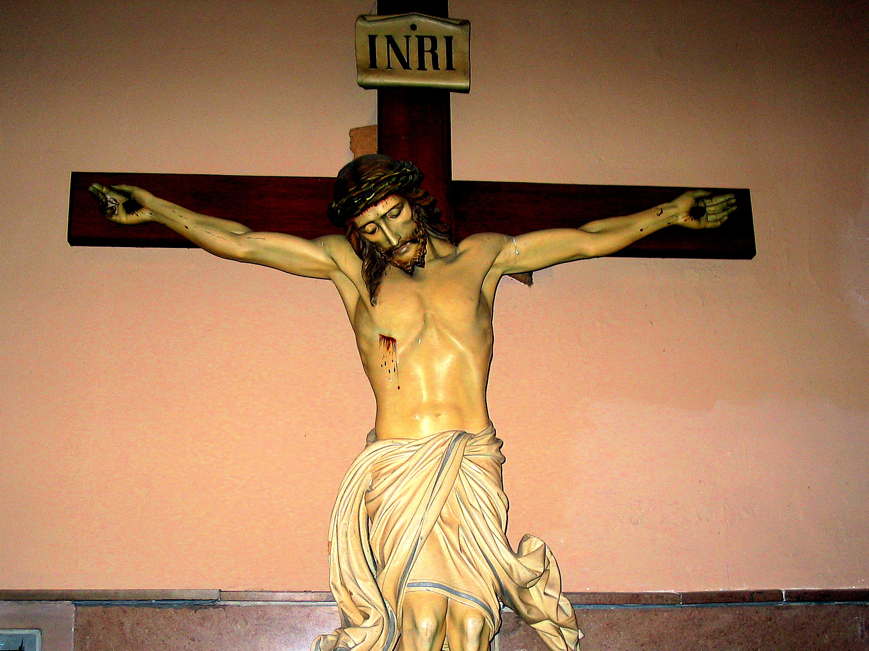 FileJesus Crucifixion 0040jpg   Wikimedia Commons 1779x1334