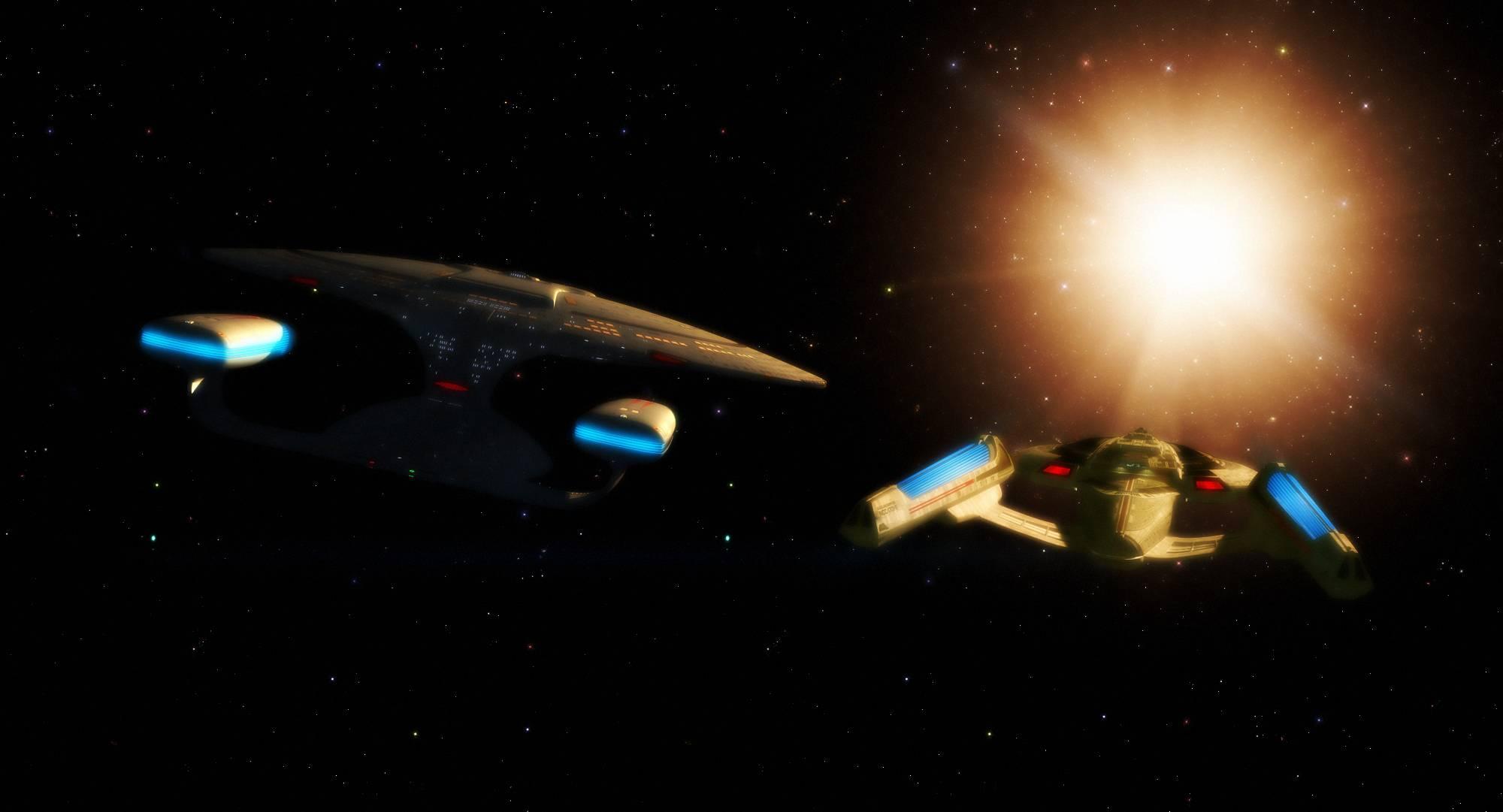 Star Trek Spaceships Uss Enterprise Wallpaper Hq Wallpaper 20192 Car 2000x1081