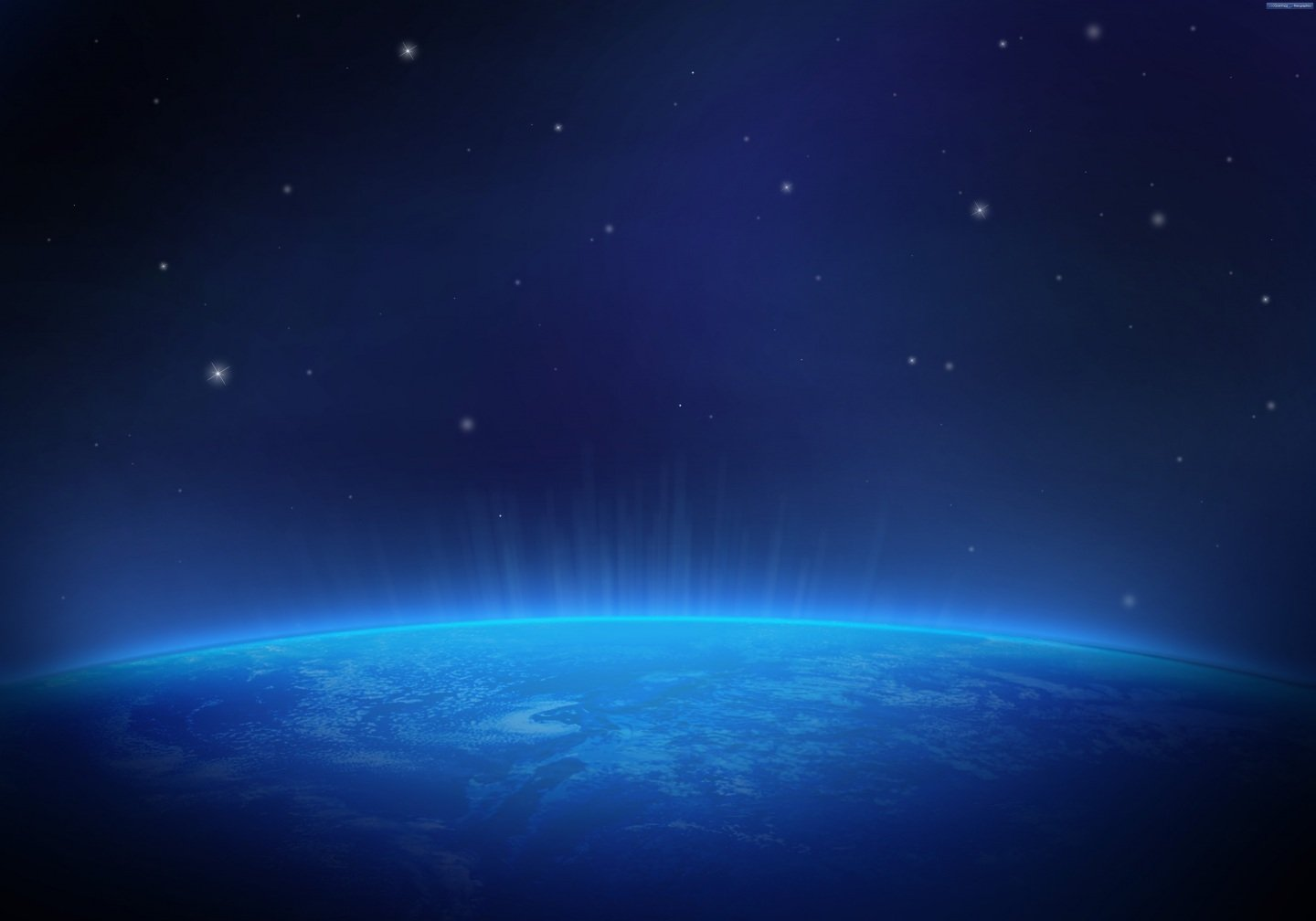 Planet Earth From Space Wallpaper: Earth From Space Wallpaper Widescreen