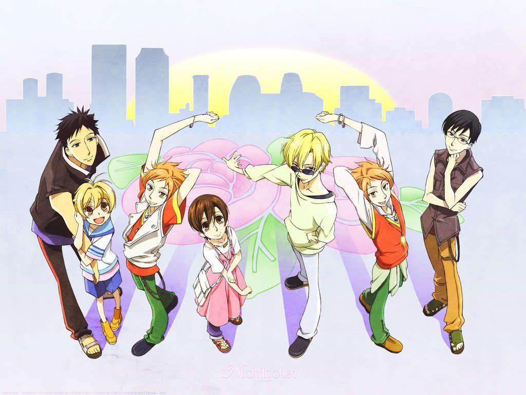 Free Download Ouran Wallpaper Ouran High School Host Club