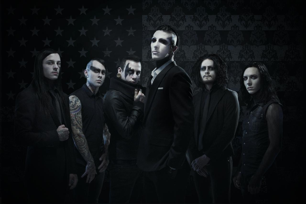 Motionless In White Wallpapers 1280x854