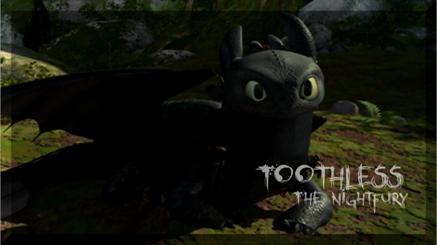 Toothless the Nightfury wallpaper by Xbox DS Gameboy 900x506