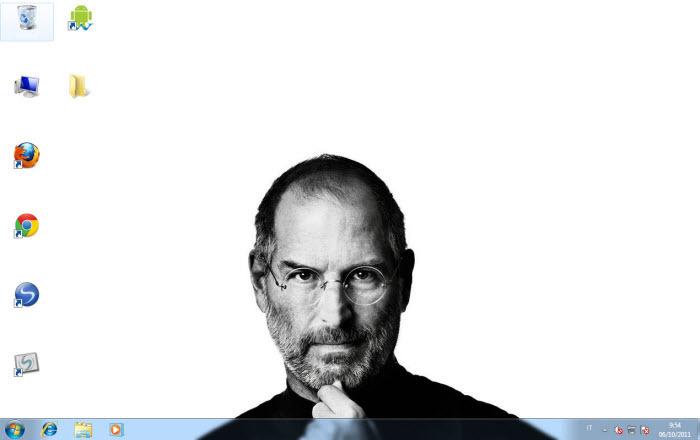 Steve Jobs Wallpaper   Download 700x440