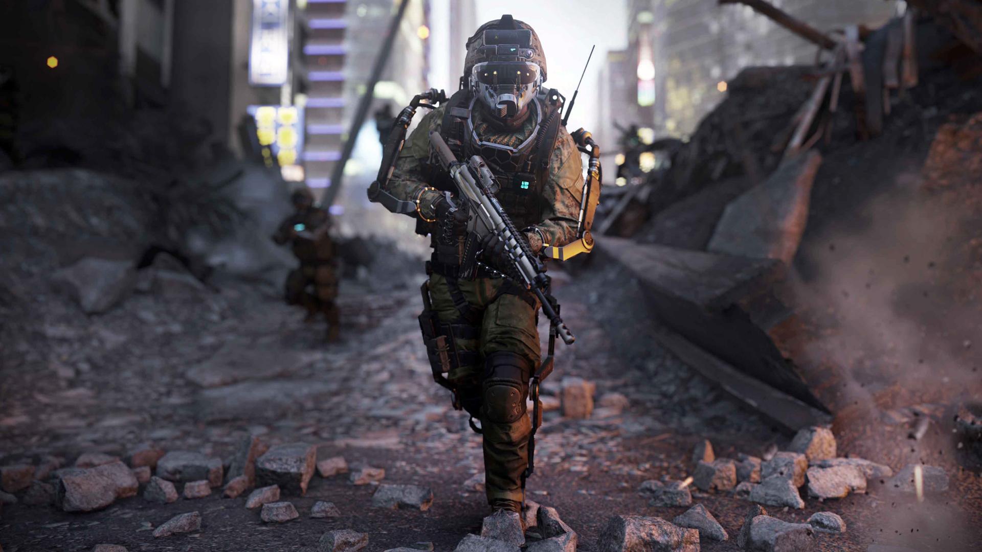 Call of Duty Advanced Warfare 18 HD Wallpaper 1920x1080
