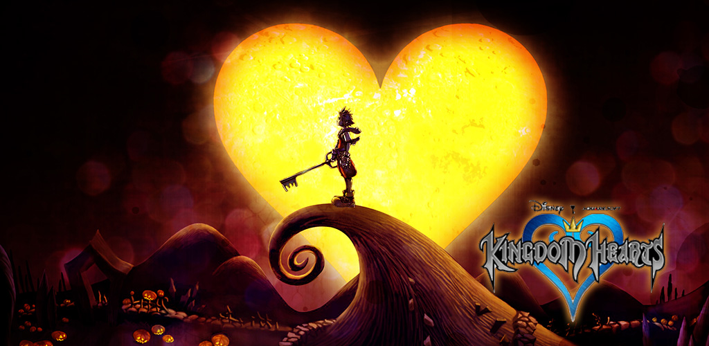 LWP Kingdom Heart Sora FREE Anime Live Wallpaper Android Game 1024x500